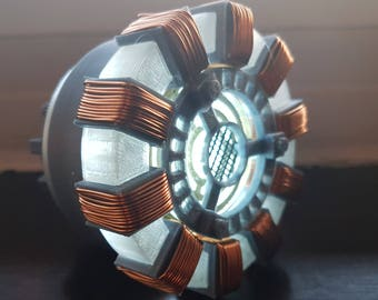 Arc Reactor Iron Man Tony Stark Replica Model prop