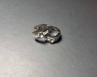 Stainless steel earrings