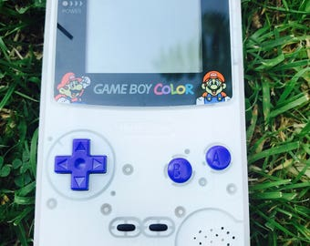 Super Mario Gameboy Color