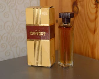 "RAR-Parfum USSR 1984 г amber Рига ""contact"" perfume Riga Latvia Латв"