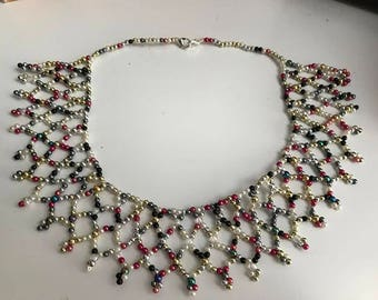 EnVrac boho beaded Necklace