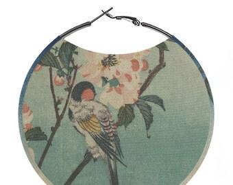 Oiseau et branche