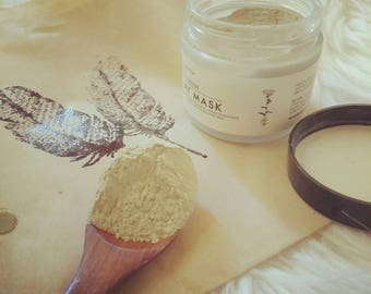 French Green Clay Mask