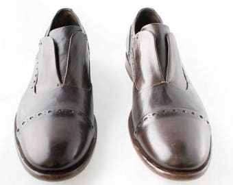 Corvari Men's Hand Made Leather Formal Shoes
