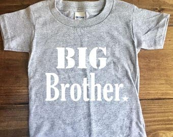 Big brother Little brother shirt onesie