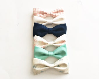 Spring Baby Boy Bow Ties