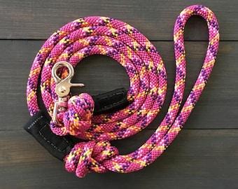 Poppy Quick Clip Rope Dog Leash