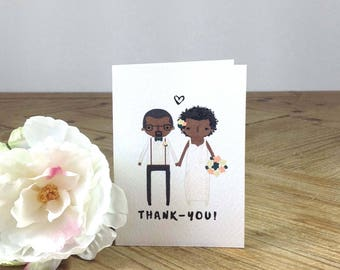 A7 THANK-YOU CARDS X20