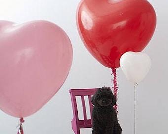 Jumbo Heart Balloon