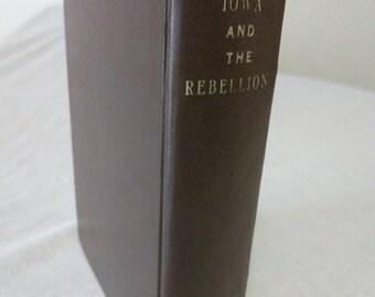 Iowa and the Rebellion, Lurton Dunham Ingersoll, 1866, First Edition
