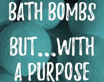 Stress Relief Bath Bomb (Annie)