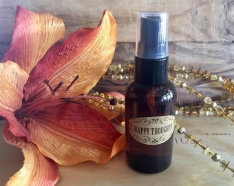 Aromatherapy Spray Happy Thoughts