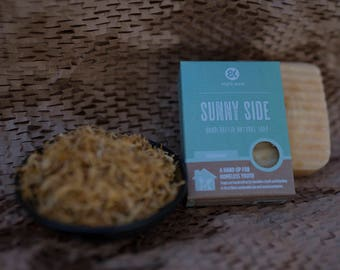 Sunny Side - Lemongrass and Calendula Body Bar