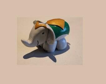 Decor, elephant crib 4cm