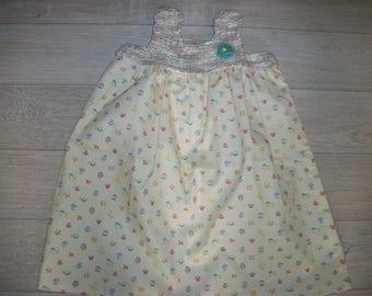 Children dress girls dress shells