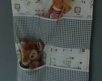 Accessories worn cot tidy