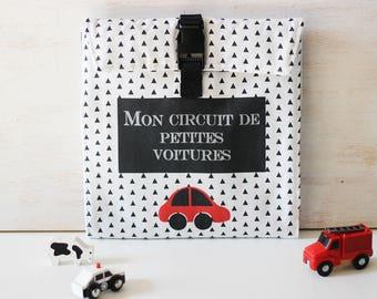 Circuit of cars