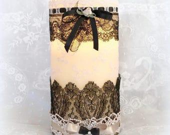 Great spirit boudoir lamp/candle