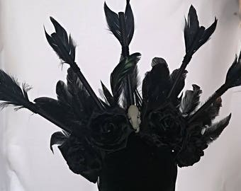 Huntress headdress
