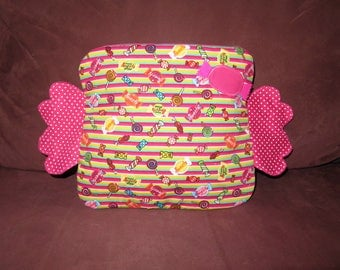 Range Pajamas or custom monkey boy: candy pink