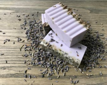 Lavender Goats Milk Soap for baby/bridal shower, wedding, favor, accent and aroma therapy