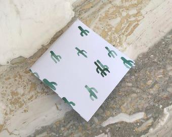2pc. Cactus cutie corner bookmark set
