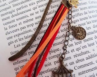 handmade original bookmark