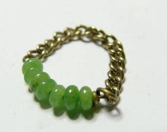 Grass green ring