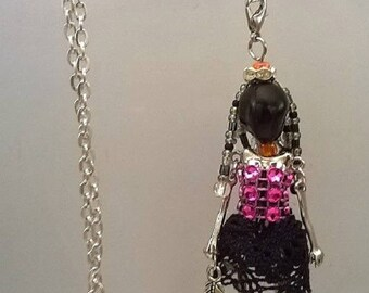 """Necklace - Articulated Doll - """"Patotte Lina"""""""
