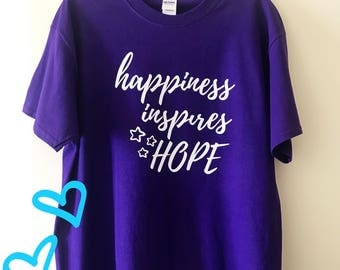 Happiness Inspires Hope
