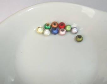 Magic miracle 5 mm mixed color bead