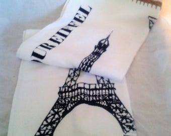 Tea Towel - Tour Eiffel