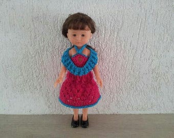 Dress and Doll 33cm necklace