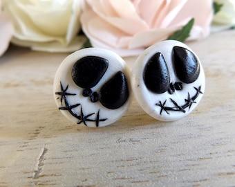 Stud Earrings Mister Jack