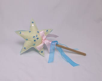 Magic wand for little princesses