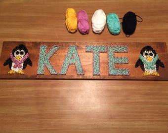 Name Board