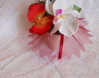 flower arrangement for wedding