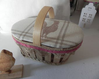 """Spirit of country"" basket"