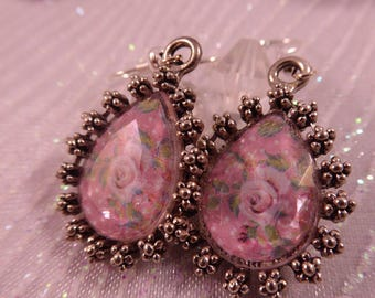 "Earrings ""Drop"" to Creat'Yon - simple and beautiful."