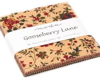 Kansas Trouble Gooseberry Lane Mini Charm Pack