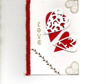 LOVE 276 - Valentine's Day greeting card