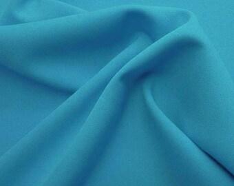 Burlington Aqua fabric (sold in 0.50 m)