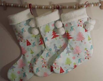 Christmas Baby sock