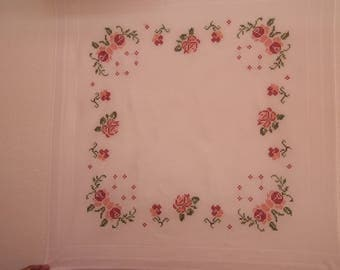 Flower Crown table cloth