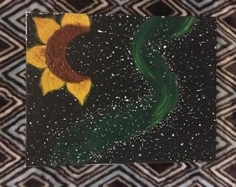 sunflower moon