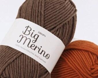 Big Merino from DROPS, 05 Mocha color