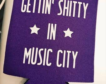 Nashville Can Koozie