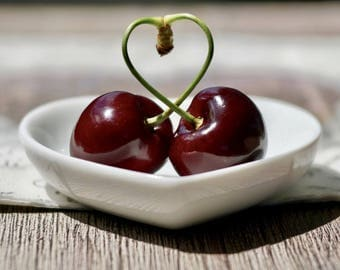 Very Cherry Vanilla - 6 cube clam shell package