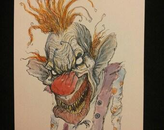 Circus Collection '' Clown ''