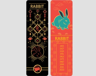 Rabbit Chinese Zodiac Sign (Sheng Xiao)   Bookmark